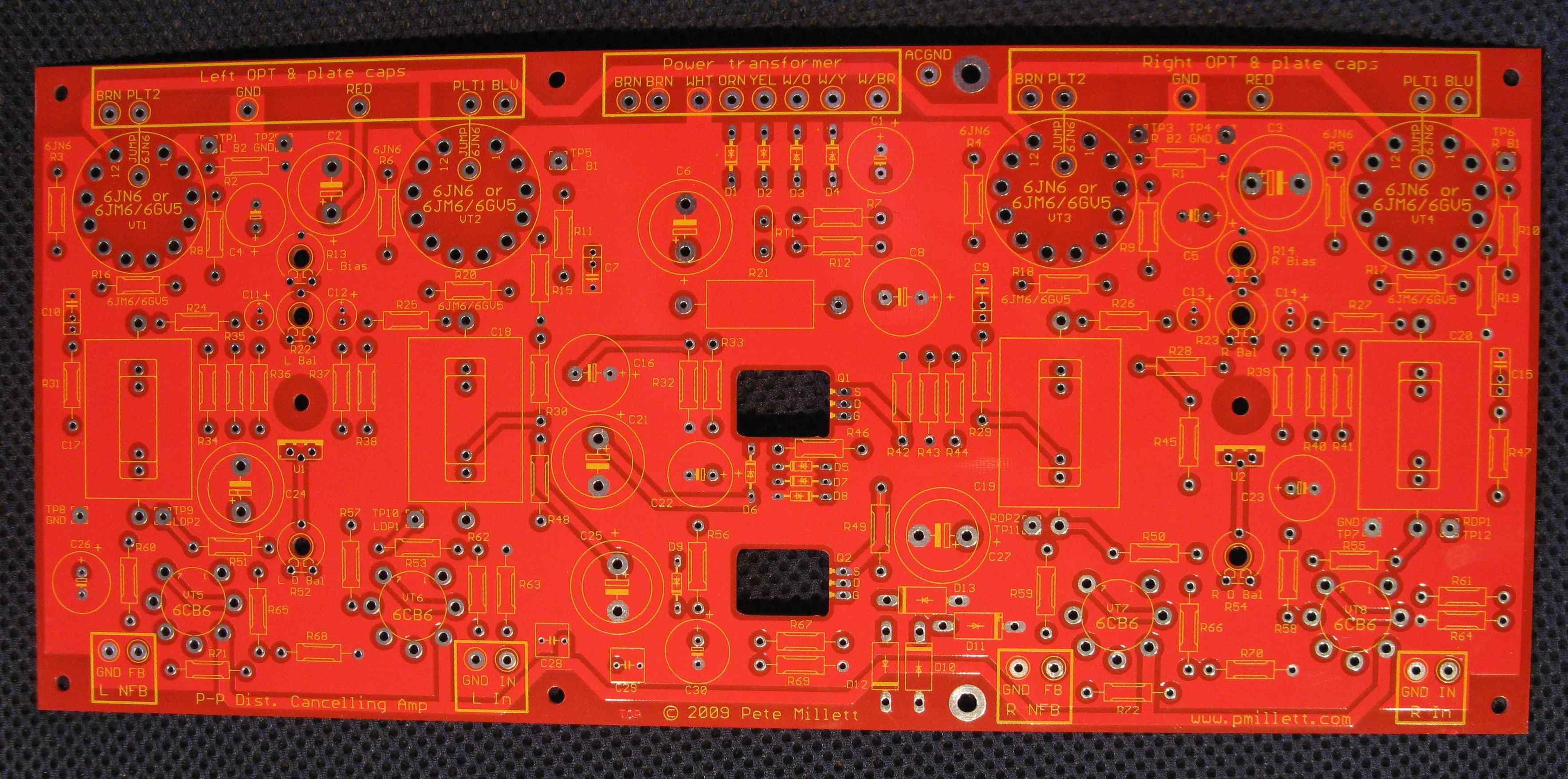 Diy Orange Amplifier