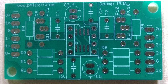 The Operational Amplifier Opamp Circuit Diagrams Of The